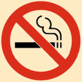 No Smoking - Sandown Guest House